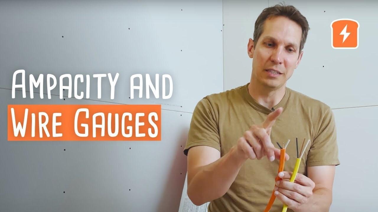 Ampacity and Wire Gauges | CircuitBread Practicals