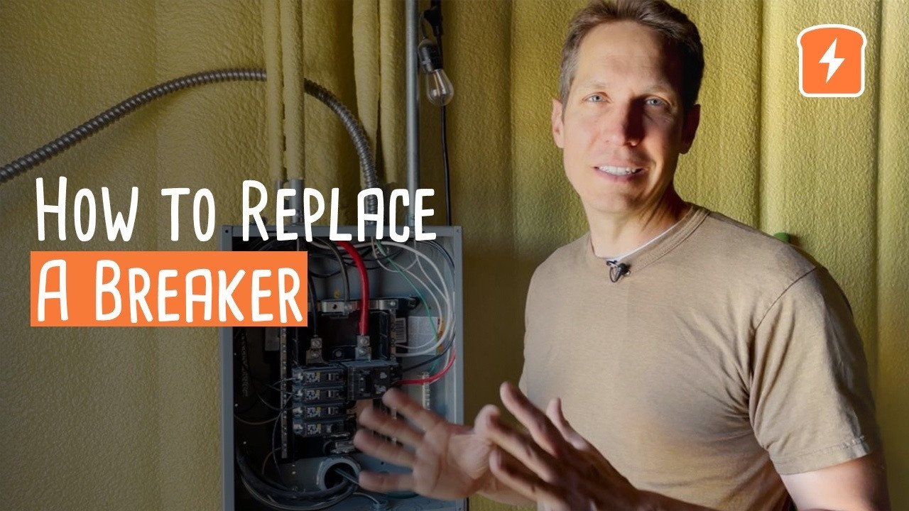 How to Replace a Breaker