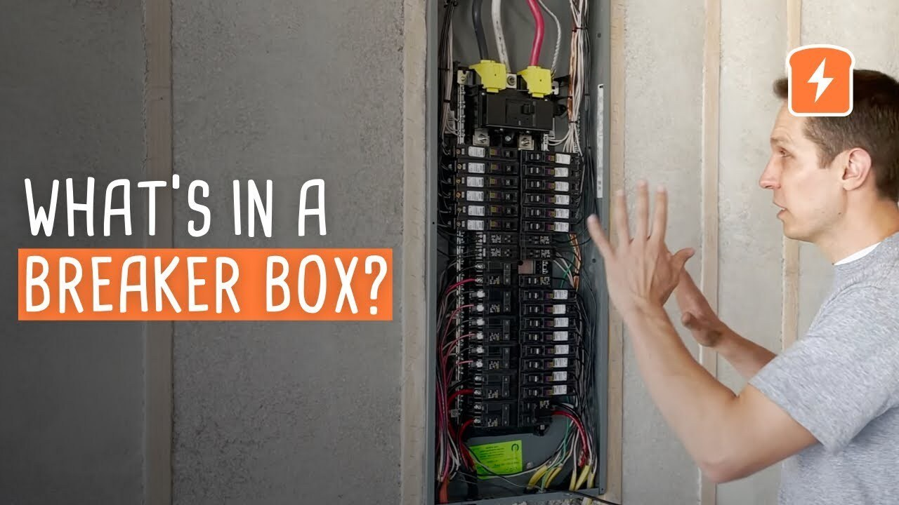 What's in a Main Service Panel (Breaker Box)? | A CircuitBread Practical