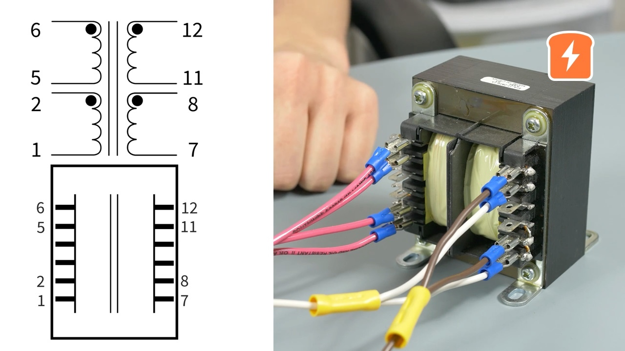 How To Wire A Transformer Series Versus Parallel Tutorials Circuitbread